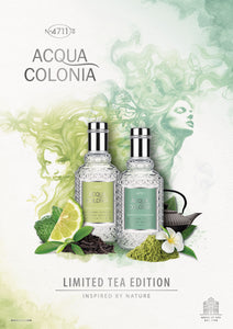 4711 Acqua Colonia - GREEN TEA & BERGAMOT, 50ml