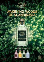 Load image into Gallery viewer, Cologne Intense - WAKENING WOODS OF SCANDINAVIA - 170ml - 4711