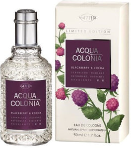4711 Acqua Colonia BLACKBERRY & COCOA - 50ml
