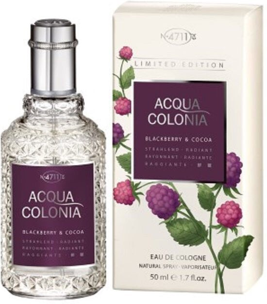 4711 Acqua Colonia BLACKBERRY & COCOA - 4711