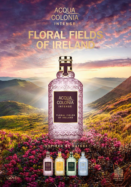 Cologne Intense - FLORAL FIELDS OF IRELAND - 170ml
