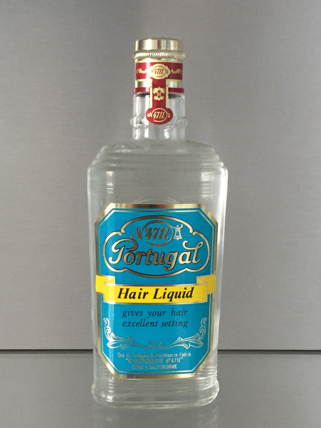 PORTUGAL, Hair Liquid, 150ml - 4711