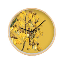 Load image into Gallery viewer, Kowhai Clock