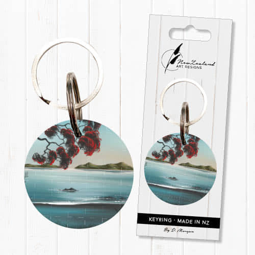 Keyrings | NZ Art Designs