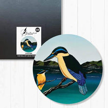 Load image into Gallery viewer, Indoor/Outdoor Art Circles - NZ Native Birds | NZ Art Designs