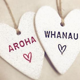 Michelle Bow White Sand Heart 'Aroha'