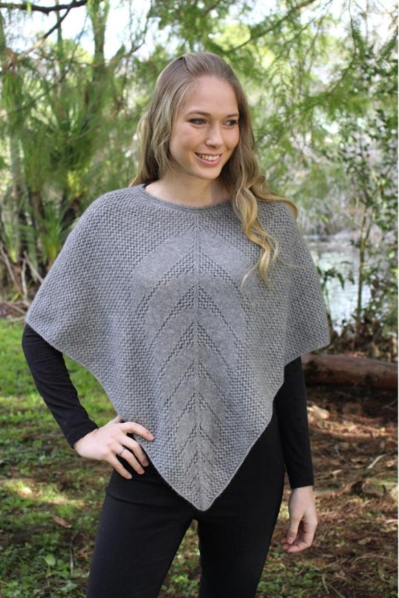 Lothlorian Patterned Poncho