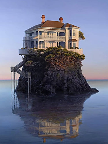 Barry Ross Smith Print - 'Herne House'