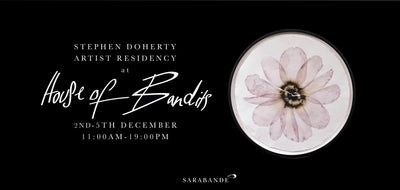 The Sarabande Mayfair Takeover: Stephen Doherty at House of Bandits