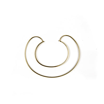 Akiko Shinzato, HALO Bangle (Gold)