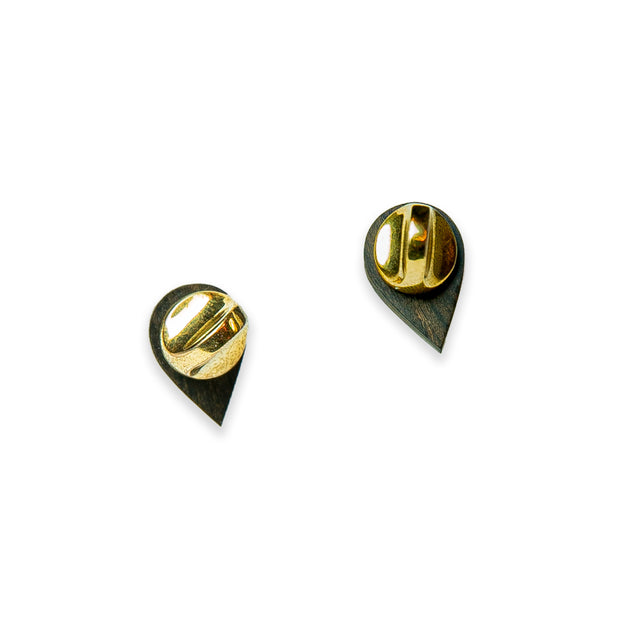Charlotte Garnett, Small Turn Earrings