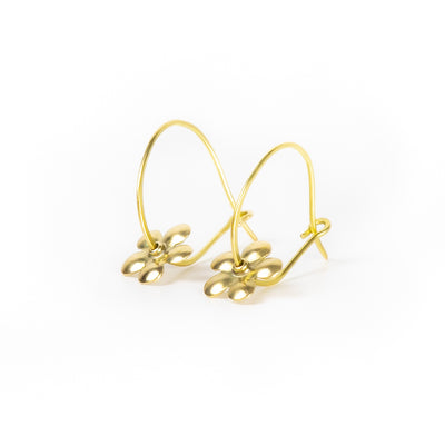 Christopher Thompson-Royds, Forget Me Not Earrings