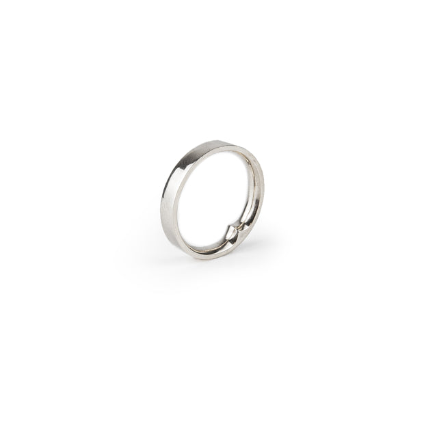 Charlotte Garnett, Point ring Sterling Silver