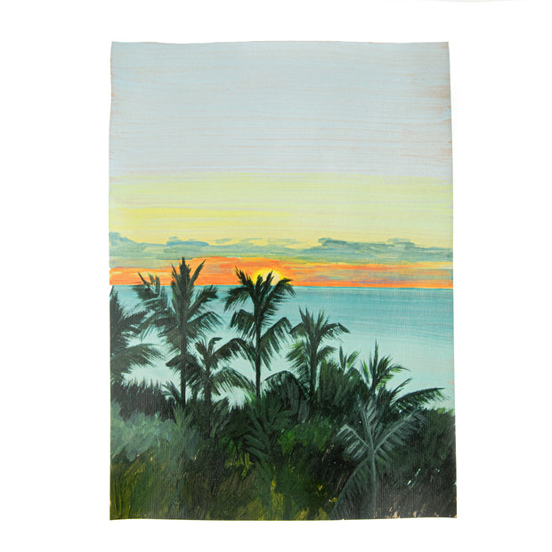 Evie O'Connor, South Beach Sunset (2021)