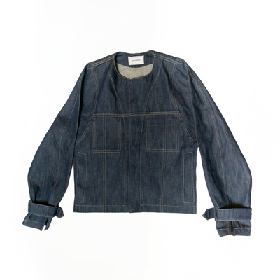 Bianca Saunders, Denim Jacket