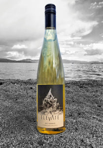 2017 ELEVATE VIOGNIER •	Fresh acidity, unoaked, fragrant fruit •