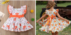 Toddler Baby Kid Girl Summer Fashion Sleeveless Bridesmaid Dress, zoerea.com