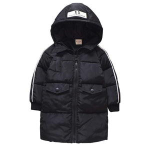 Awesome Thickened Hooded Down Coat, zoerea.com