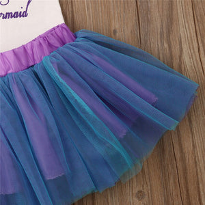 Newborn Baby Girl cotton clothes set baby girl Romper Top Tutu Skirts, zoerea.com