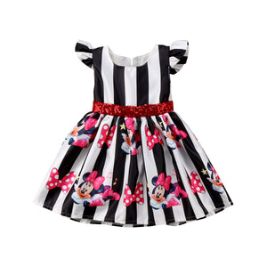 Toddler Girl Kids Bow Weddings Pageant Prom Gown Formal Dresses, zoerea.com