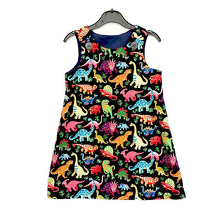 Kids Baby Girl Sleeveless Shirt Dress Sundress T-Shirt Summer Dress, zoerea.com