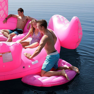 Fits Seven People 530cm Ginormous Flamingo Giant Unicorn Inflatable, zoerea.com