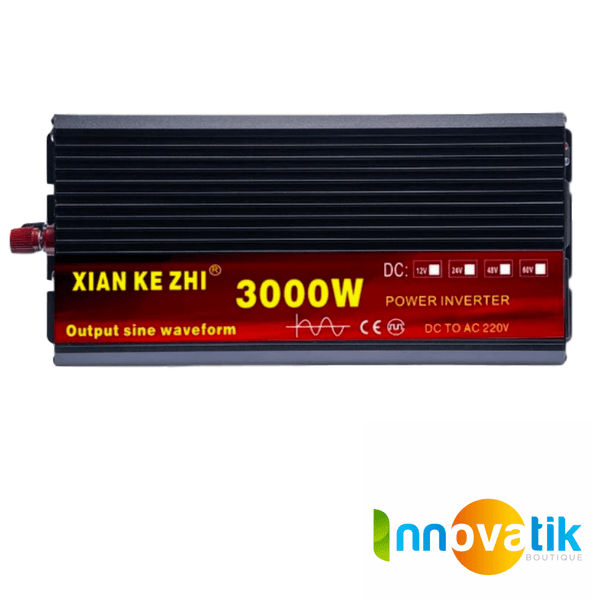 Convertisseur Onduleur 3000w - Innovatik Boutique
