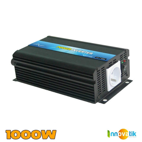 Convertisseur onduleur 1000w - TEP1000 - Innovatik Boutique