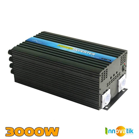 Convertisseur Onduleur 3000w - TEP3000 - Innovatik Boutique