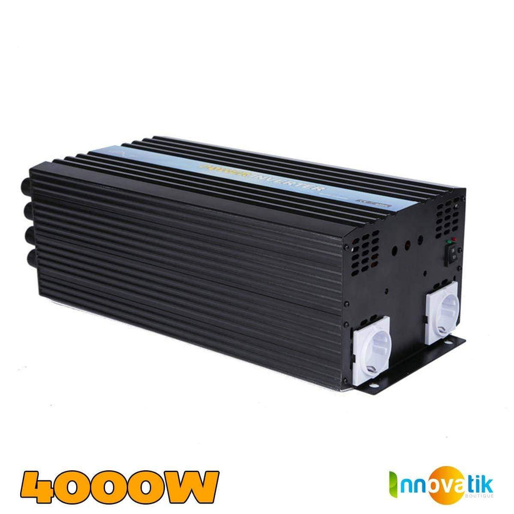 Convertisseur onduleur 4000w - TEP4000 - Innovatik Boutique