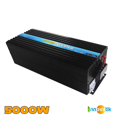 Convertisseur onduleur 5000w - TEP5000 - Innovatik Boutique