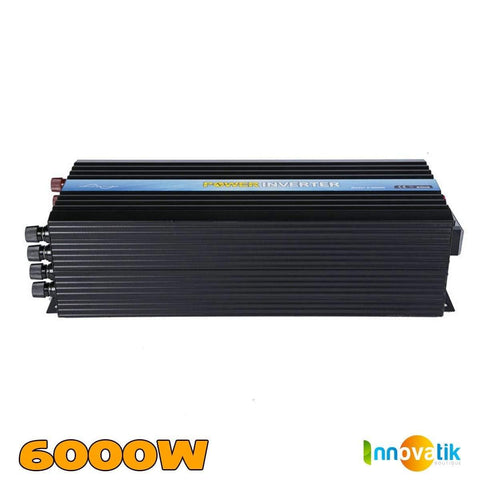 Convertisseur onduleur 6000w - TEP6000 - Innovatik Boutique