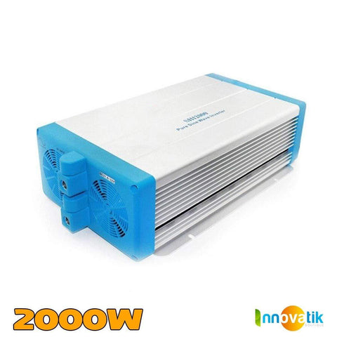 Convertisseur onduleur 2000w - PULSE2000 - Innovatik Boutique