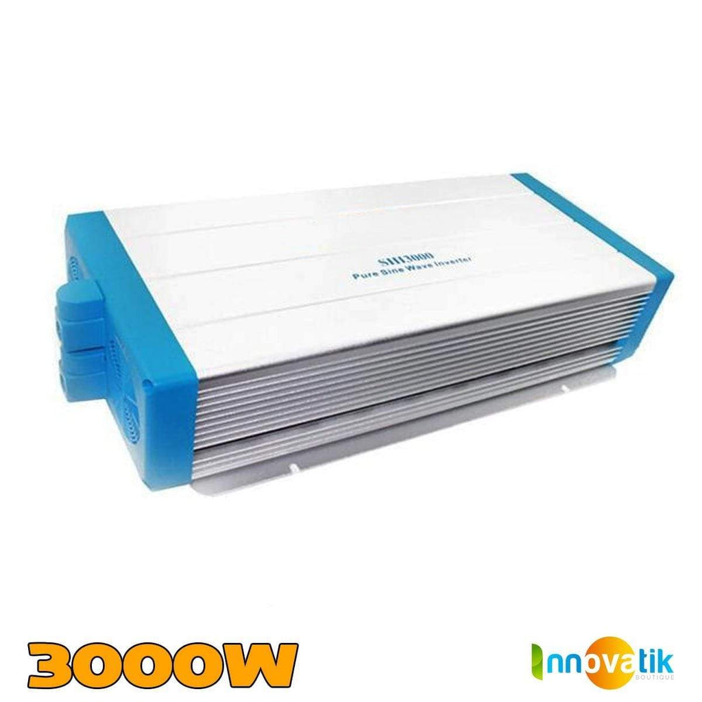 Convertisseur onduleur 3000w - PULSE3000 - Innovatik Boutique