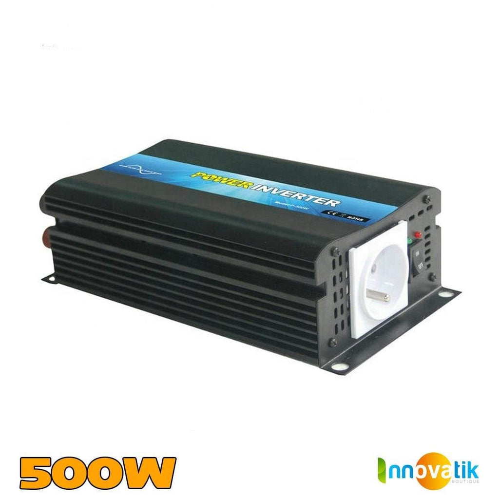 Convertisseur onduleur 500w - TEP500 - Innovatik Boutique