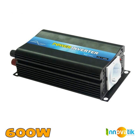 Convertisseur onduleur 600w - TEP600 - Innovatik Boutique