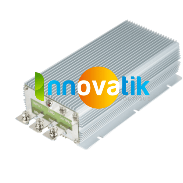 Abaisseur de Tension 48V vers 24V 50A - Innovatik Boutique