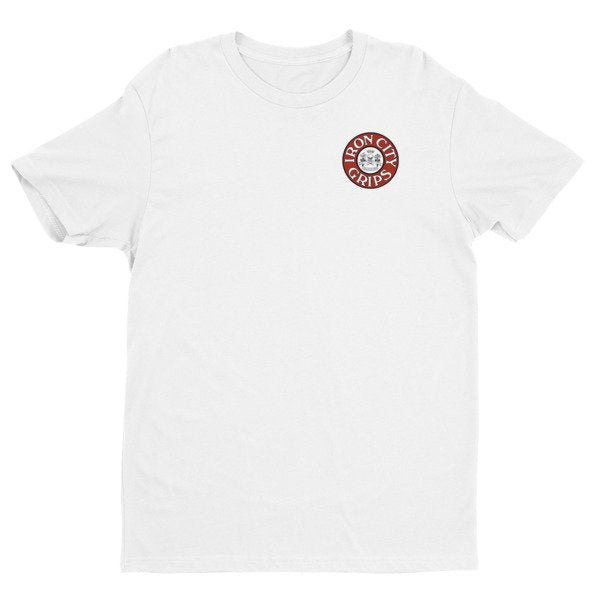 Iron City Grips Mens T