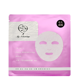 MY SCHEMING 10 in 1 Pore Minimizing Mask -- Shop Taiwanese Sheet Masks at ShopChuusi.com