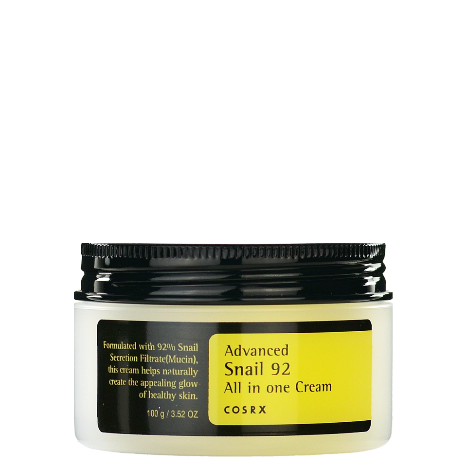 COSRX Advanced Snail 92 All In One Cream -- Shop Korean Skincare at Shop Chuusi