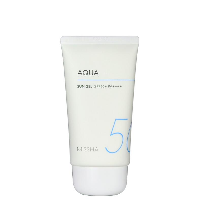 MISSHA All Around Safe Block Aqua Sun Gel -- Shop Korean Japanese Taiwanese Skincare at Shop Chuusi