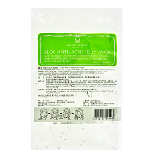 ANNIE'S WAY Aloe Anti-Acne Jelly Mask | Shop Taiwanese Jelly Mask at Shop Chuusi!