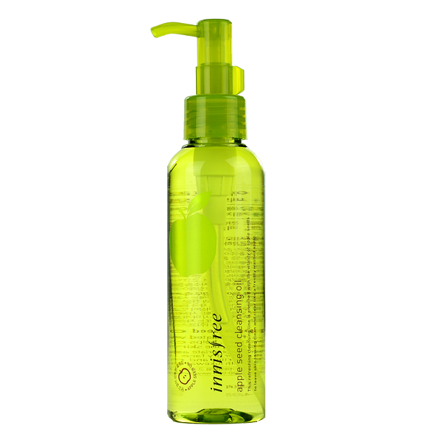 INNISFREE Apple Seed Cleansing Oil | Shop Korean Skincare at ShopChuusi.com