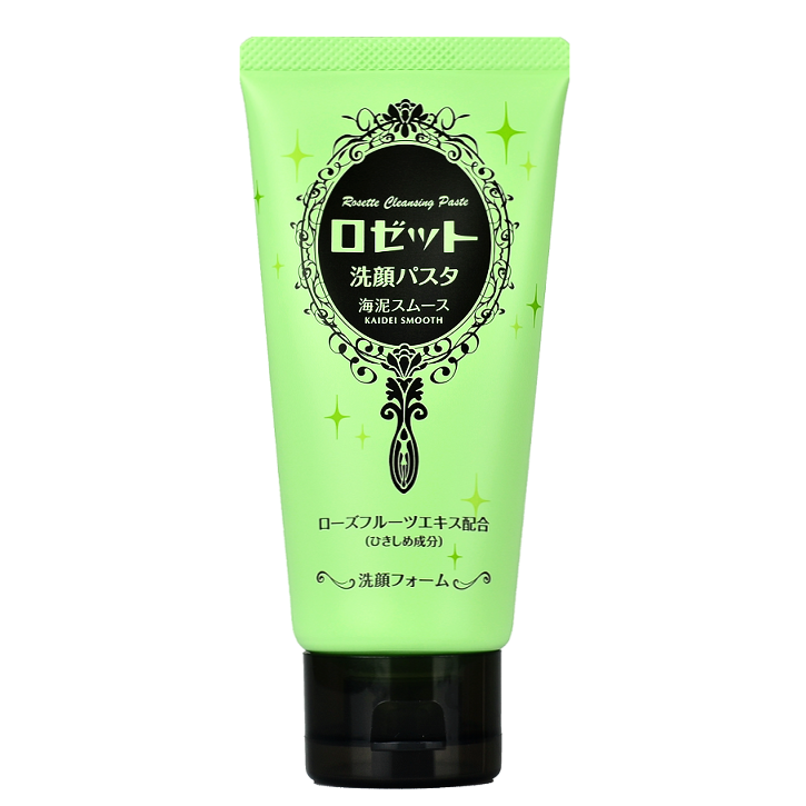 ROSETTE Cleansing Paste Kaidei Smooth (Green) | Shop Rosette Japanese Cleansing Paste at ShopChuusi
