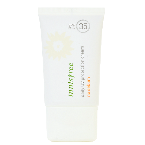 INNISFREE Daily UV Protection Cream No Sebum -- Shop Korean Japanese Taiwanese Beauty at Shop Chuusi