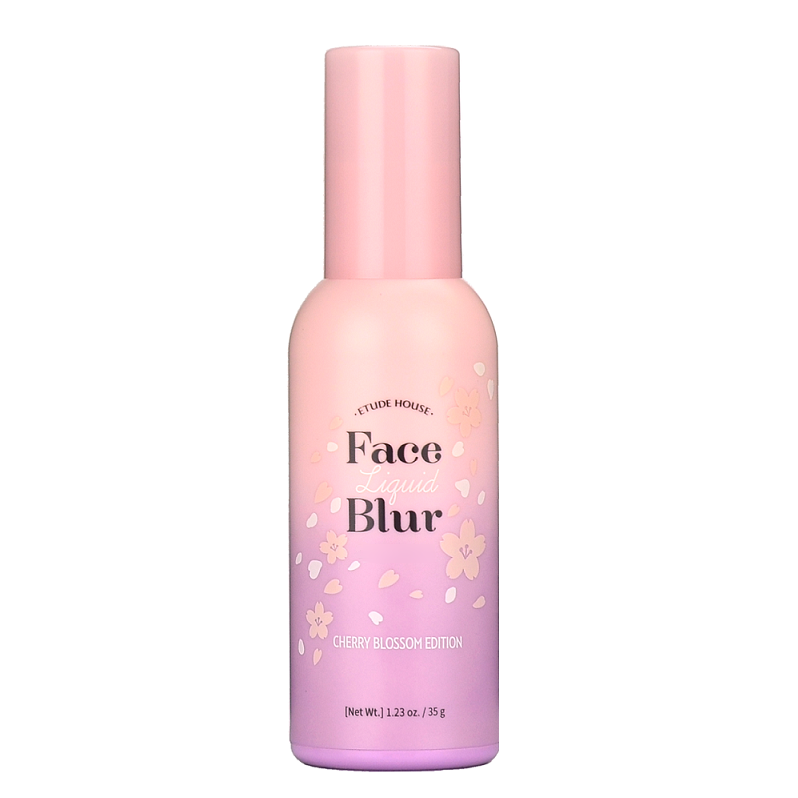 ETUDE HOUSE Face Liquid Blur (Cherry Blossom Edition) -- Shop Korean Japanese Taiwanese Skincare at ShopChuusi.com