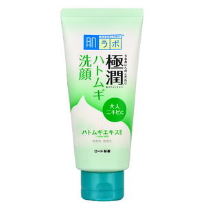 HADA LABO Gokujyun Hatomugi Face Wash | Shop Hada Labo Japanese skincare at ShopChuusi