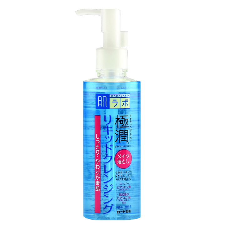 HADA LABO Gokujyun Makeup Remover Gel | Shop Hada Labo Japanese skincare at ShopChuusi
