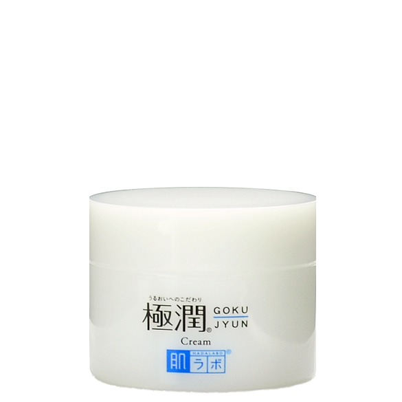 HADA LABO Gokujyun Hydrating Cream | Shop Japanese Moisturizer at ShopChuusi