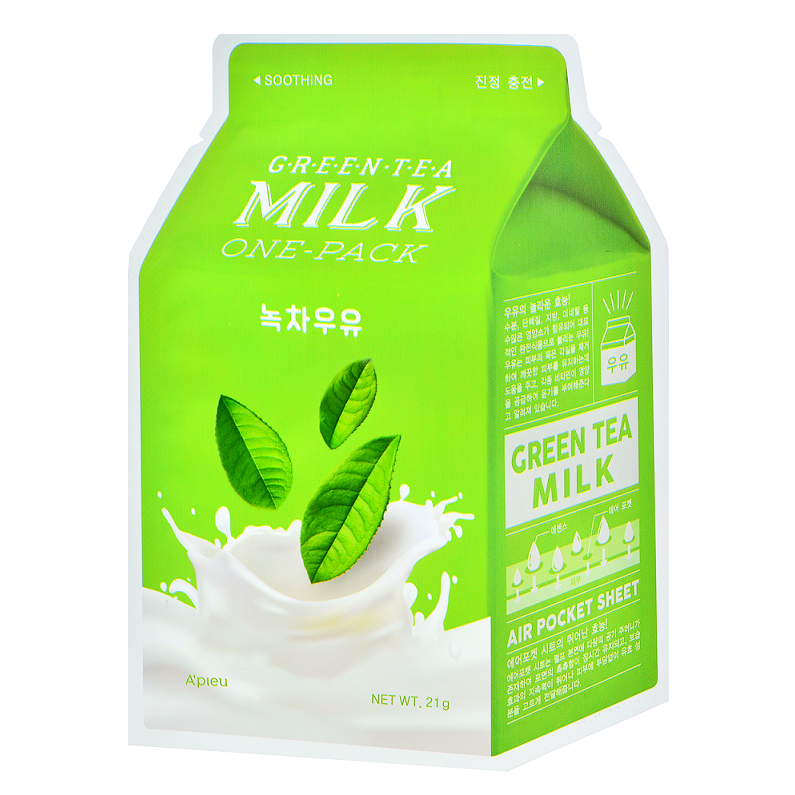 Green Tea Milk One Pack